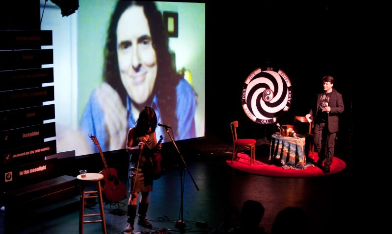 Past Events - Tracy Bonham, Weird Al & Emmett-3 shot